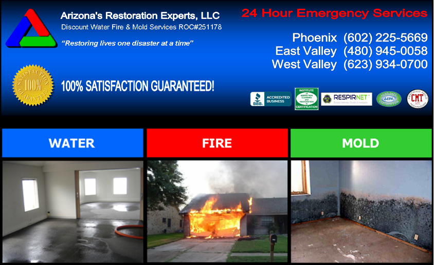 front page arizona restoration experts